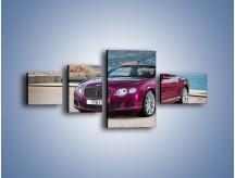 Obraz na płótnie – Bentley Continental Speed GT – czteroczęściowy TM187W5