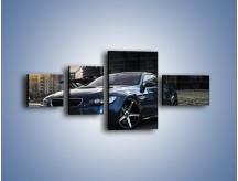 Obraz na płótnie – BMW E92 M3 – czteroczęściowy TM213W5