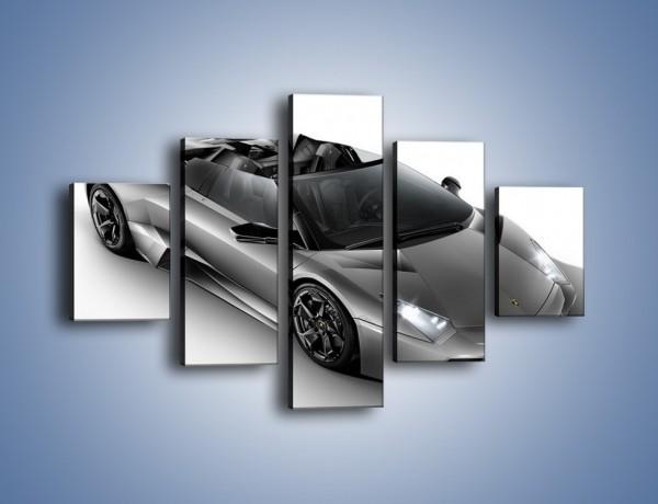 Obraz na płótnie – Lamborghini Reventon Roadster – pięcioczęściowy TM042W1