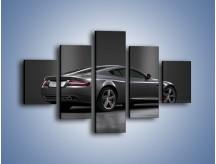Obraz na płótnie – Aston Martin DB9 Coupe – pięcioczęściowy TM059W1