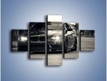 Obraz na płótnie – BMW M3 – pięcioczęściowy TM092W1