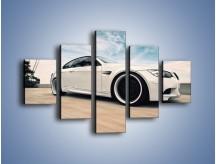Obraz na płótnie – BMW M3 Strasse Forged Wheels – pięcioczęściowy TM094W1