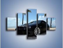 Obraz na płótnie – BMW M3 GTS – pięcioczęściowy TM095W1