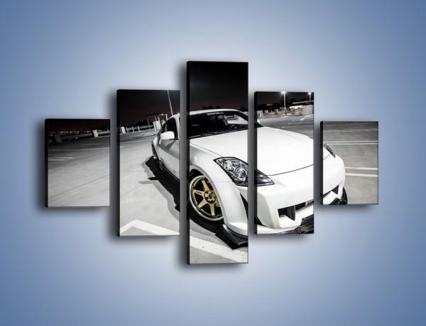 Obraz na płótnie – Nissan 350Z Roadster – pięcioczęściowy TM116W1