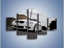 Obraz na płótnie – BMW M3 E92 Tuning – pięcioczęściowy TM122W1