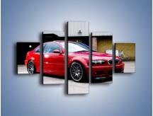 Obraz na płótnie – BMW M3 E46 Coupe – pięcioczęściowy TM125W1