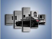 Obraz na płótnie – BMW M5 E75 – pięcioczęściowy TM135W1