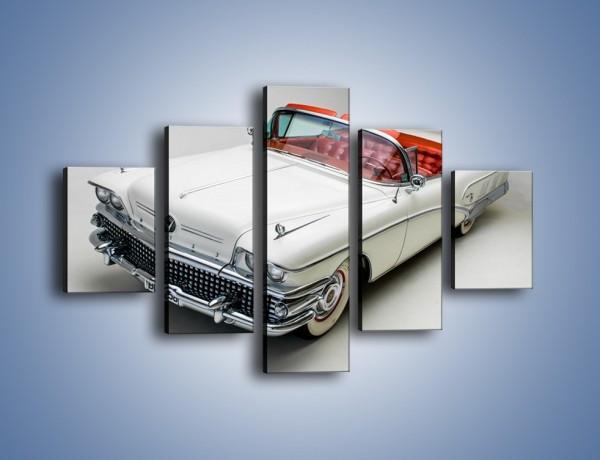 Obraz na płótnie – Buick 1958 Limited Convertible – pięcioczęściowy TM185W1