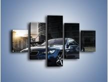 Obraz na płótnie – BMW E92 M3 – pięcioczęściowy TM213W1