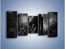 Obraz na płótnie – Brutalny męski świat – pięcioczęściowy L105W2