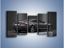 Obraz na płótnie – Aston Martin DB9 Coupe – pięcioczęściowy TM059W2