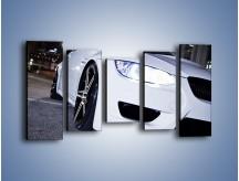 Obraz na płótnie – BMW E92 M3 Coupe – pięcioczęściowy TM089W2