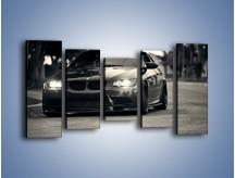 Obraz na płótnie – BMW M3 – pięcioczęściowy TM092W2