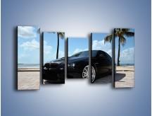 Obraz na płótnie – BMW M3 GTS – pięcioczęściowy TM095W2