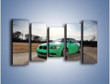 Obraz na płótnie – BMW E92 M3 Tuning – pięcioczęściowy TM108W2