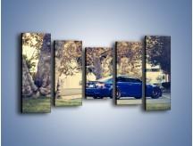 Obraz na płótnie – BMW M3 Coupe E108 – pięcioczęściowy TM114W2