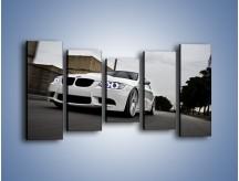 Obraz na płótnie – BMW M3 E92 Tuning – pięcioczęściowy TM122W2