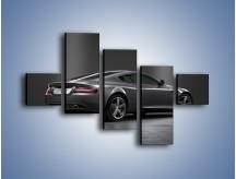 Obraz na płótnie – Aston Martin DB9 Coupe – pięcioczęściowy TM059W3