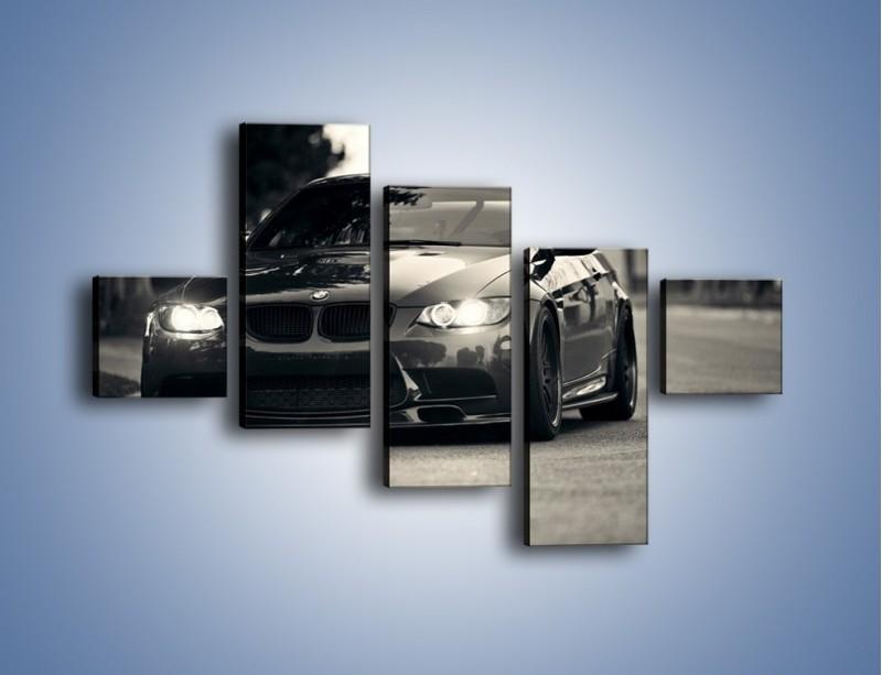 Obraz na płótnie – BMW M3 – pięcioczęściowy TM092W3