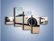 Obraz na płótnie – BMW M3 Strasse Forged Wheels – pięcioczęściowy TM094W3