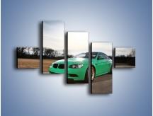 Obraz na płótnie – BMW E92 M3 Tuning – pięcioczęściowy TM108W3