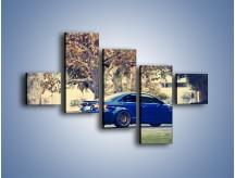 Obraz na płótnie – BMW M3 Coupe E109 – pięcioczęściowy TM114W3