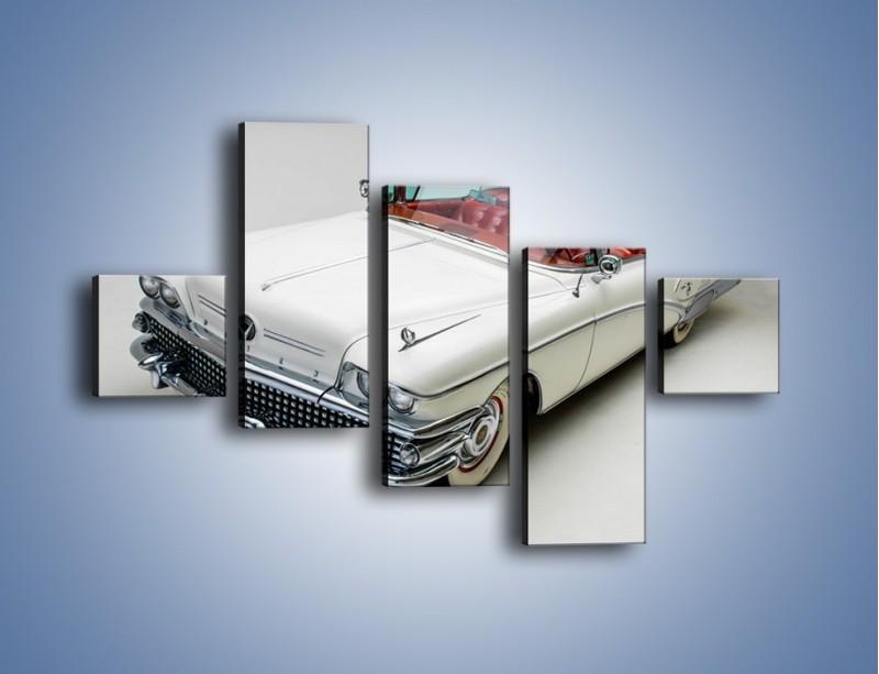 Obraz na płótnie – Buick 1958 Limited Convertible – pięcioczęściowy TM185W3