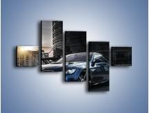 Obraz na płótnie – BMW E92 M3 – pięcioczęściowy TM213W3