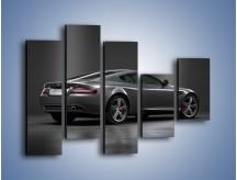 Obraz na płótnie – Aston Martin DB9 Coupe – pięcioczęściowy TM059W4