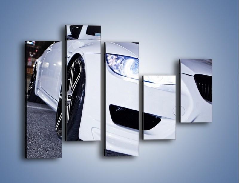 Obraz na płótnie – BMW E92 M3 Coupe – pięcioczęściowy TM089W4