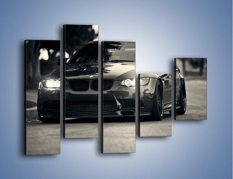 Obraz na płótnie – BMW M3 – pięcioczęściowy TM092W4