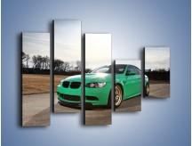 Obraz na płótnie – BMW E92 M3 Tuning – pięcioczęściowy TM108W4
