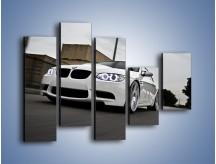 Obraz na płótnie – BMW M3 E92 Tuning – pięcioczęściowy TM122W4
