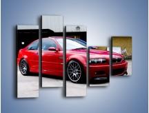 Obraz na płótnie – BMW M3 E46 Coupe – pięcioczęściowy TM125W4
