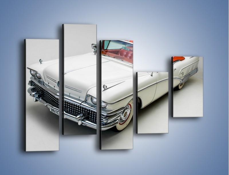 Obraz na płótnie – Buick 1958 Limited Convertible – pięcioczęściowy TM185W4