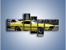 Obraz na płótnie – Ford Mustang GT350 – pięcioczęściowy TM043W5