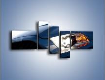 Obraz na płótnie – Ford Mustang Shelby GT500 – pięcioczęściowy TM050W5