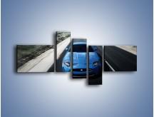 Obraz na płótnie – Jaguar XKR-S – pięcioczęściowy TM081W5