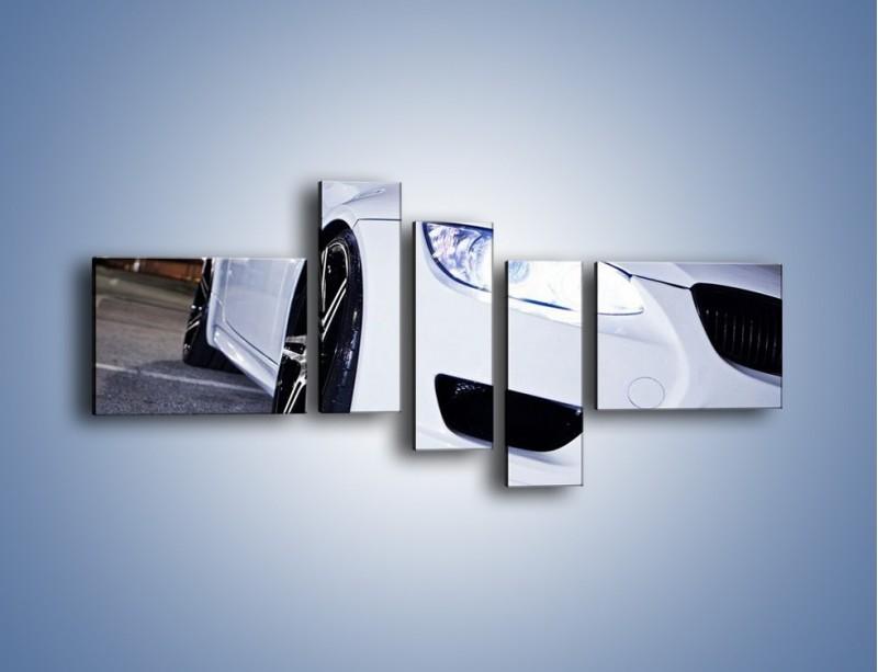 Obraz na płótnie – BMW E92 M3 Coupe – pięcioczęściowy TM089W5