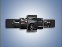 Obraz na płótnie – Aston Martin DB9 Coupe – pięcioczęściowy TM059W6
