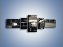 Obraz na płótnie – BMW M3 – pięcioczęściowy TM092W6