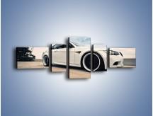 Obraz na płótnie – BMW M3 Strasse Forged Wheels – pięcioczęściowy TM094W6