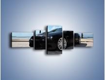 Obraz na płótnie – BMW M3 GTS – pięcioczęściowy TM095W6