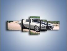Obraz na płótnie – Chevrolet Camaro 1992 – pięcioczęściowy TM105W6