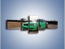 Obraz na płótnie – BMW E92 M3 Tuning – pięcioczęściowy TM108W6