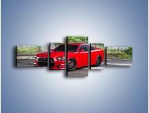 Obraz na płótnie – Dodge Charger SRT27 – pięcioczęściowy TM113W6