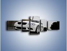 Obraz na płótnie – BMW M3 E92 Tuning – pięcioczęściowy TM122W6