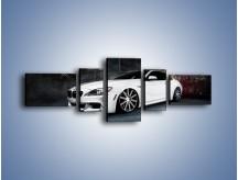 Obraz na płótnie – BMW M6 F13 Vossen Wheels – pięcioczęściowy TM169W6