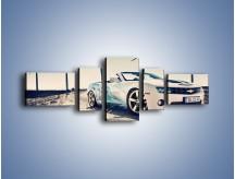Obraz na płótnie – Chevrolet Camaro Cabrio – pięcioczęściowy TM173W6