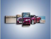 Obraz na płótnie – Bentley Continental Speed GT – pięcioczęściowy TM187W6